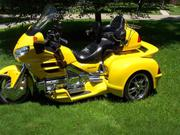 Honda Gold Wing 27795 miles