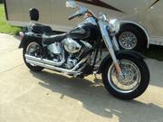 2006 - Harley-Davidson Softail FatBoy 2479 miles