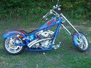 2004 - Custom Chopper Softail 113 S&S Motor