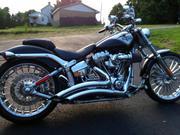 2013 - Harley-Davidson Softail CVO Breakout
