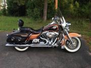 2008 - Harley-Davidson Road King Classic 105th Ann.