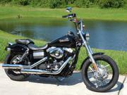 2011 - Harley-Davidson Dyna FXDB Street Bob