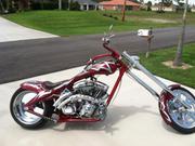 2007 - Custom Built Chopper Twister