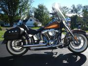 2006 - Harley-Davidson Softail Deluxe Leimited Edition