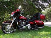 Harley-davidson Electra Glide 5070 miles