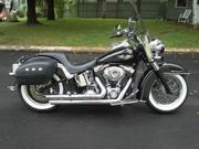 2008 - Harley-Davidson Softtail Deluxe