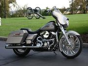 2009 - Harley-Davidson Street Glide Custom Build