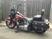 2009 - Harley-Davidson FLSTC Heritage Softail Classic